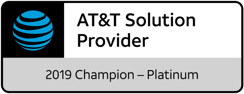Platinum Solution Provider 2019